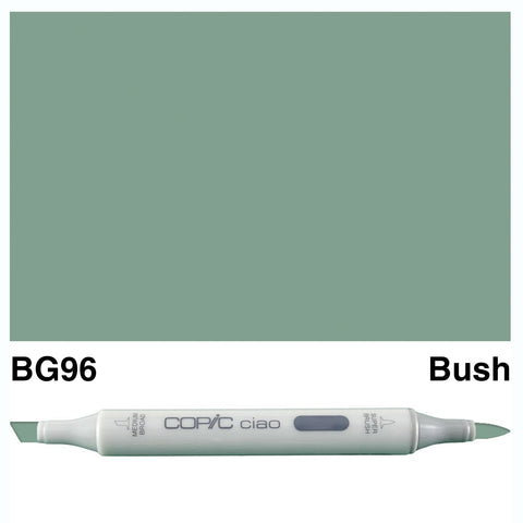 COPIC: Ciao Marker BG96 (Bush) ORMD
