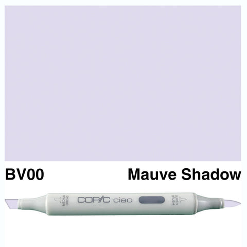 COPIC: Ciao Marker BV00 (Mauve Shadow) ORMD