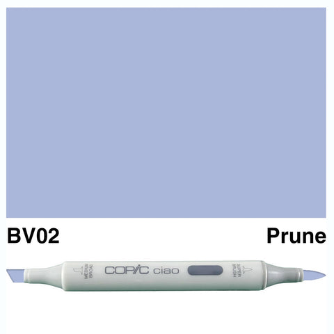 COPIC: Ciao Marker BV02 (Prune) ORMD