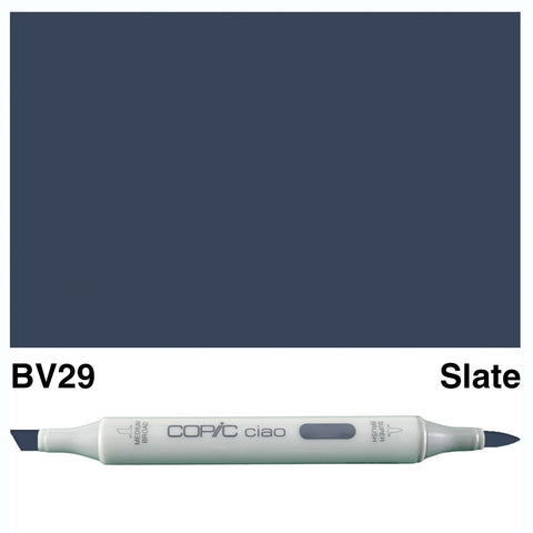 COPIC: Ciao Marker BV29 (Slate) ORMD