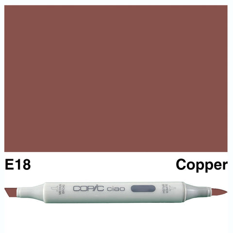 COPIC: Ciao Marker E18 (Copper) ORMD