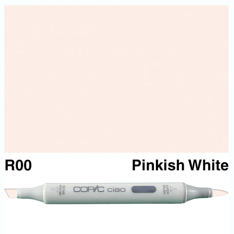 COPIC: Ciao Marker R00 (Pinkish White) ORMD