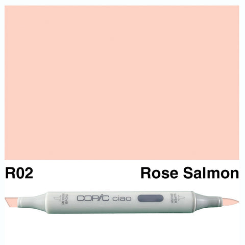 COPIC: Ciao Marker R02 (Rose Salmon/Flesh) ORMD
