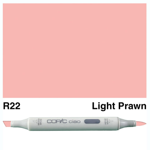 COPIC: Ciao Marker R22 (Light Prawn) ORMD