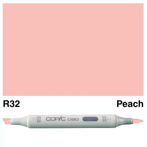 COPIC: Ciao Marker R32 (Peach) ORMD