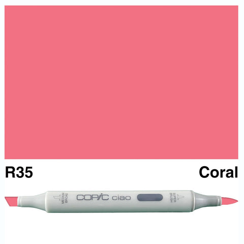 COPIC: Ciao Marker R35 (Coral) ORMD