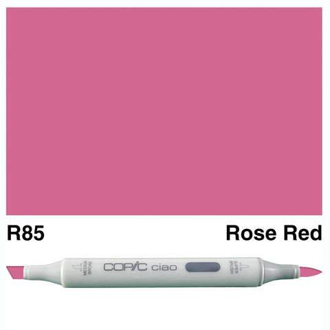 COPIC: Ciao Marker R85 (Rose Red) ORMD