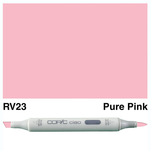 COPIC: Ciao Marker RV23 (Pure Pink) ORMD