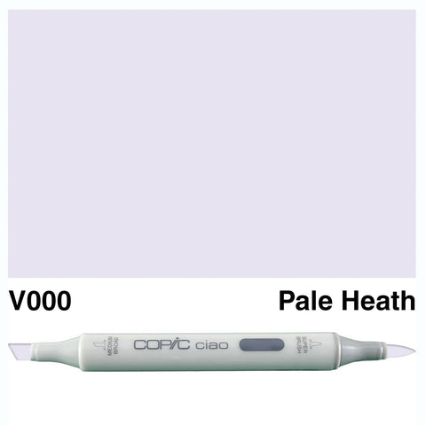 COPIC: Ciao Marker V000 (Pale Heath) ORMD