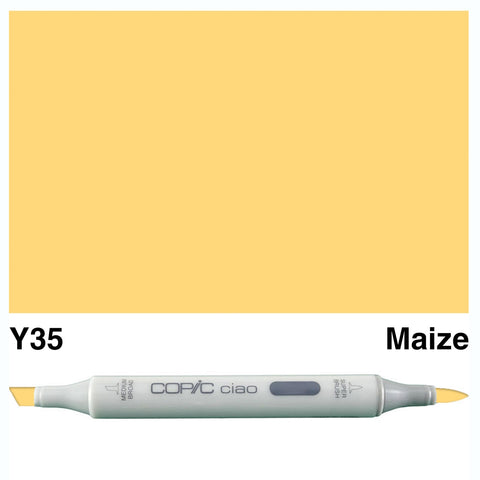 COPIC: Ciao Marker Y35 (Maize) ORMD