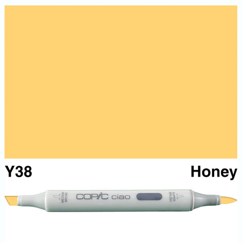 COPIC: Ciao Marker Y38 (Honey) ORMD