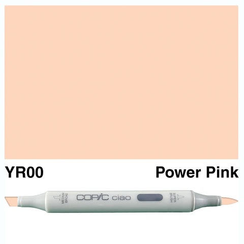 COPIC: Ciao Marker YR00 (Powder Pink) ORMD