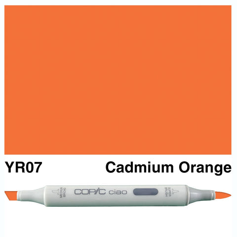 COPIC: Ciao Marker YR07 (Cadmium Orange) ORMD