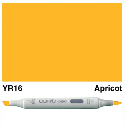 COPIC: Ciao Marker YR16 (Apricot) ORMD