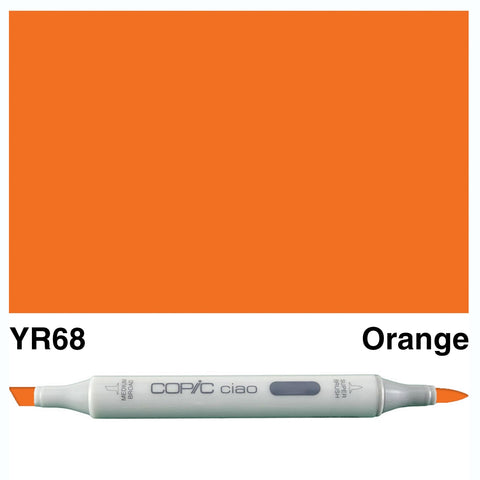 COPIC: Ciao Marker YR68 (Orange) ORMD