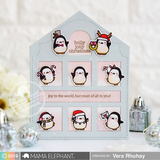 MAMA ELEPHANT: Mini Merry Messages