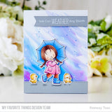 MFT STAMPS: BB Rain or Shine | Stamp