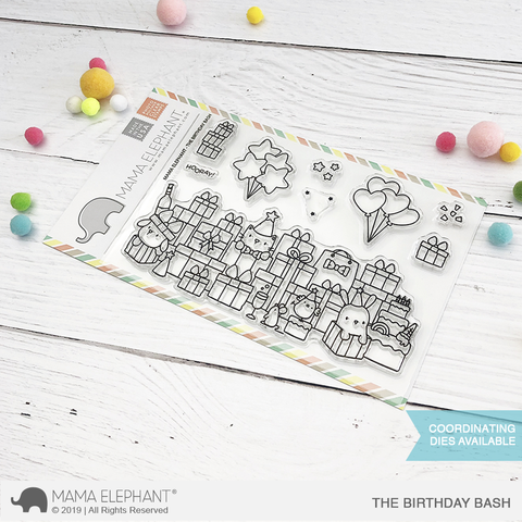 MAMA ELEPHANT: Birthday Bash