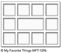 MFT STAMPS: Horizontal Collage Cover-Up Die-namics