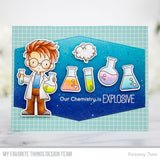 MFT STAMPS: BB Cute Chemists