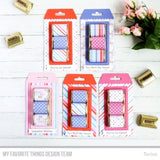 MFT STAMPS: Shaker Pouches ( Nugget Trio 10/pk )