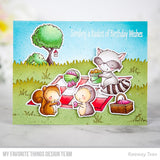MFT STAMPS: SY Picnic Pals Die-namics