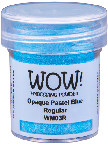 WOW! Embossing Powder | Pastel Blue