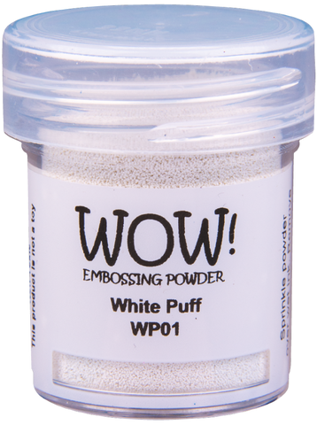 WOW! Embossing Powder | White Puff