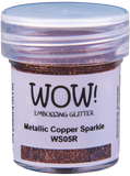 WOW! Embossing Glitter | Metallic Copper Sparkle