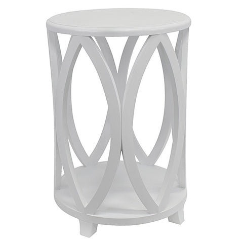 Bonnie Round Bedside Table