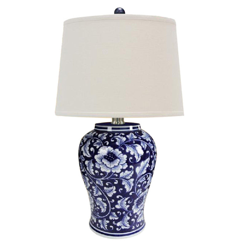 Eastern Bloom Table Lamp