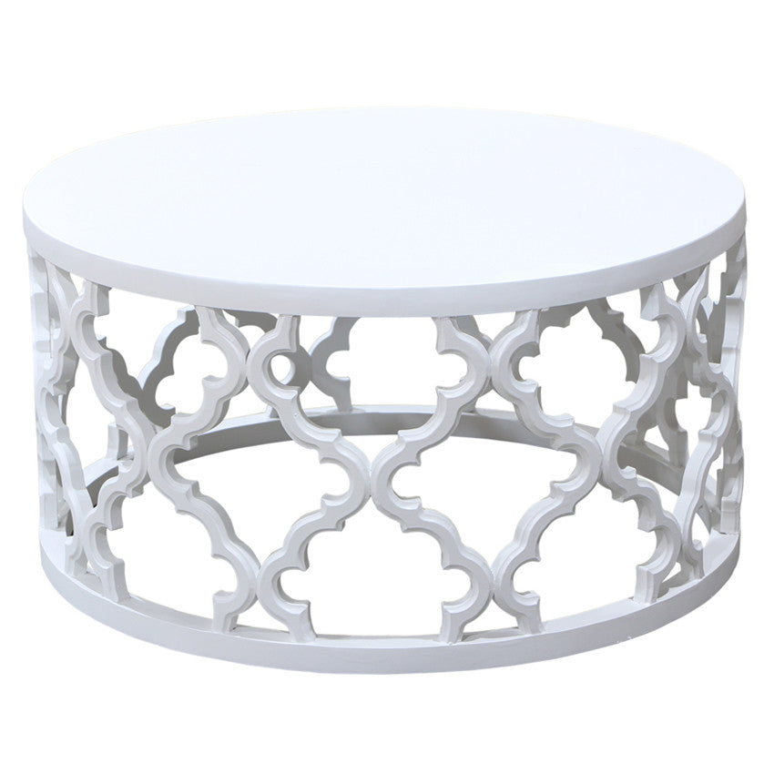 St Martin Coffee Table White