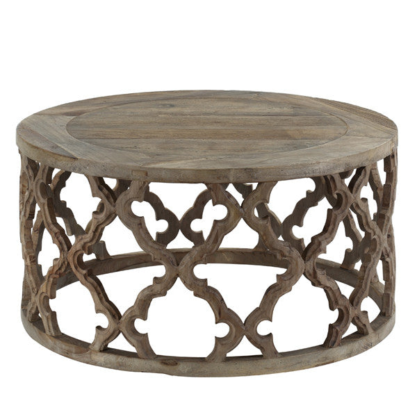 St Martin Coffee Table Natural