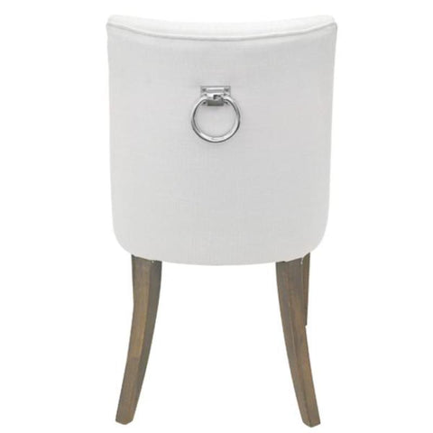 Ophelia Linen Dining Chair