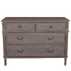 Polo Table Chest of Drawers Natural