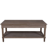 Marco Rattan Coffee Table Natural