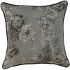 New England in Grey Cushion