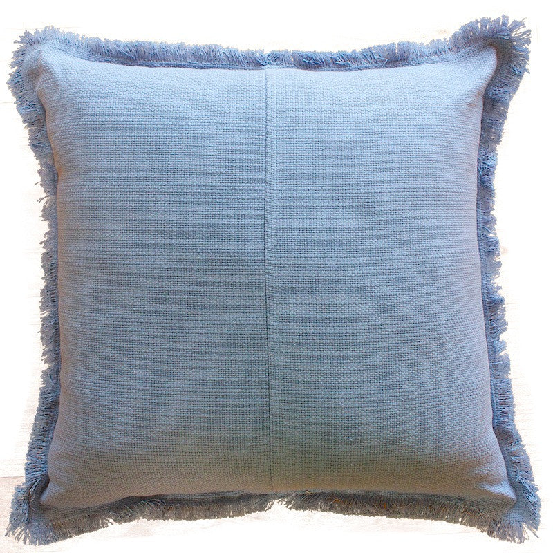 Powder Blue Maya Cushion