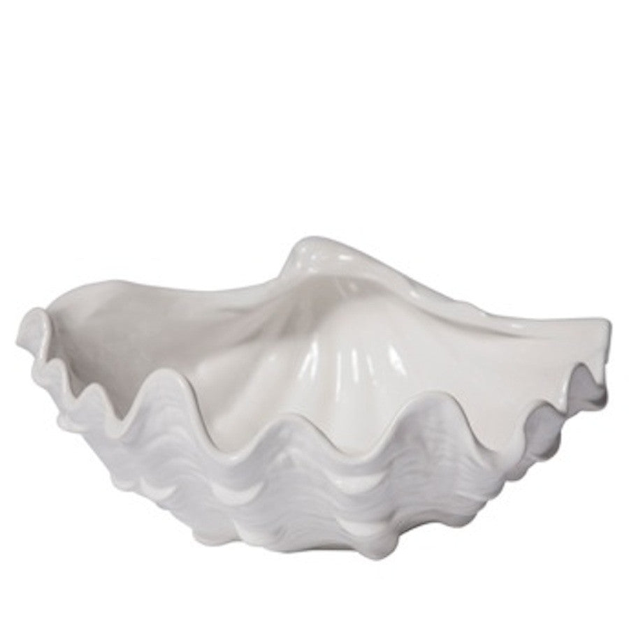 Nantucket Ceramic Clam