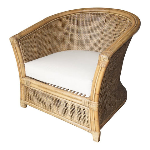 Cayman Rattan Arm Chair