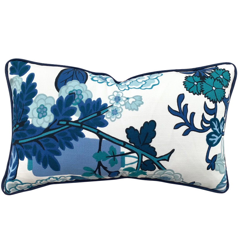Schumacher Chiang Mai Cushion Rectangular