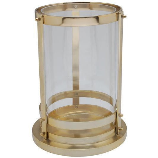 Cylindrical Brass Hurricane