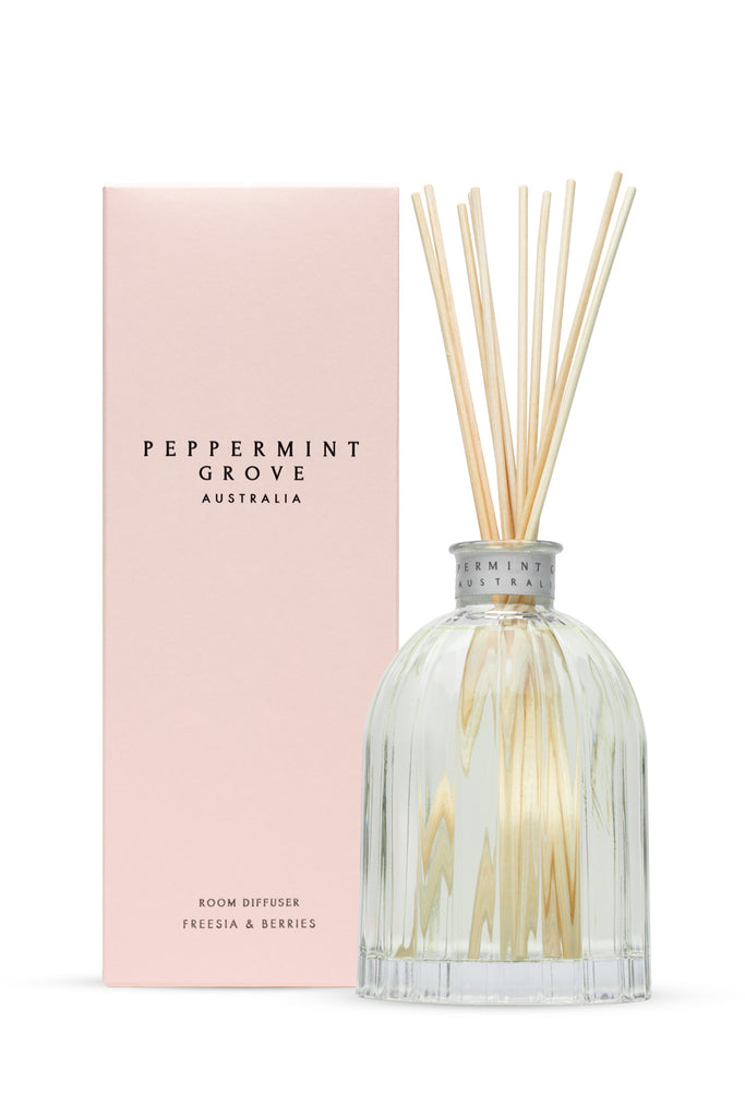 Peppermint Grove Freesia & Berries Diffuser 350ml