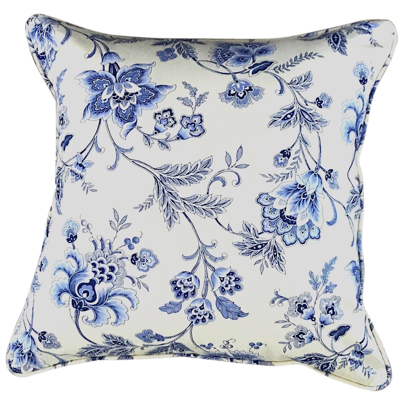 Hampton Blues Cushion