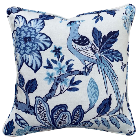Schumacher Huntington Gardens Cushion