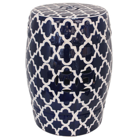 Lattice Decorator Stool