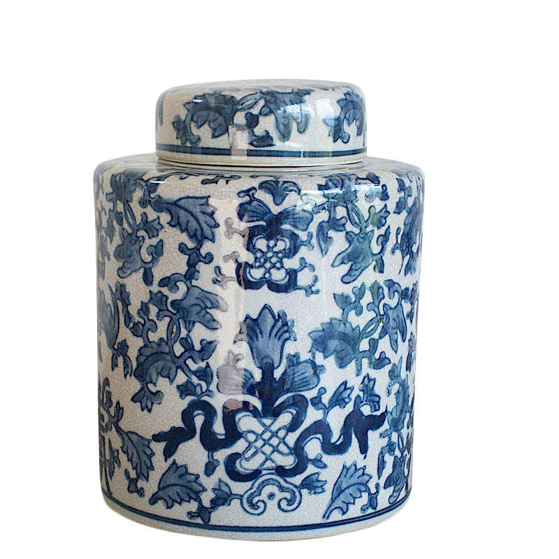 Ling Blue and White Jar