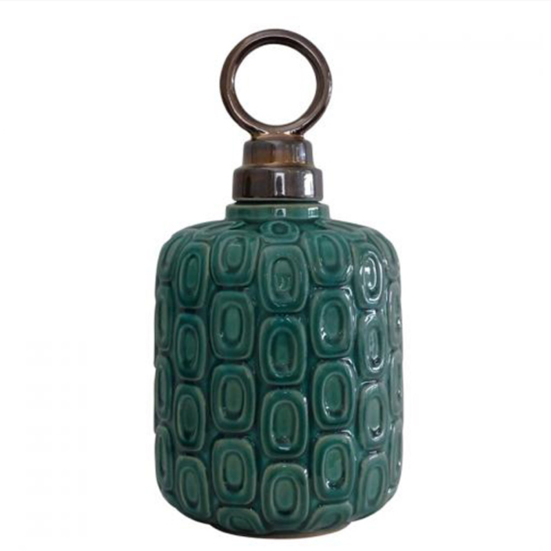 Green Nanterre Jar