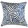 Navy Mustique Large Cushion