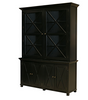 Sorrento Tall Glass Door Cabinet